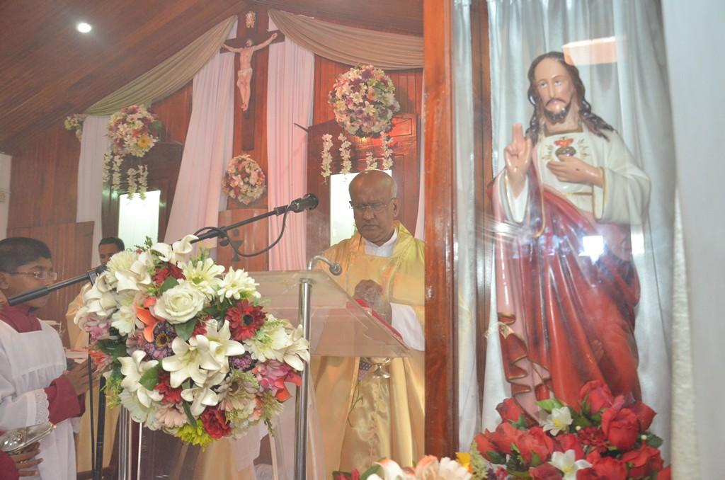 Feast of the St. Anthony's Church - Soysapura