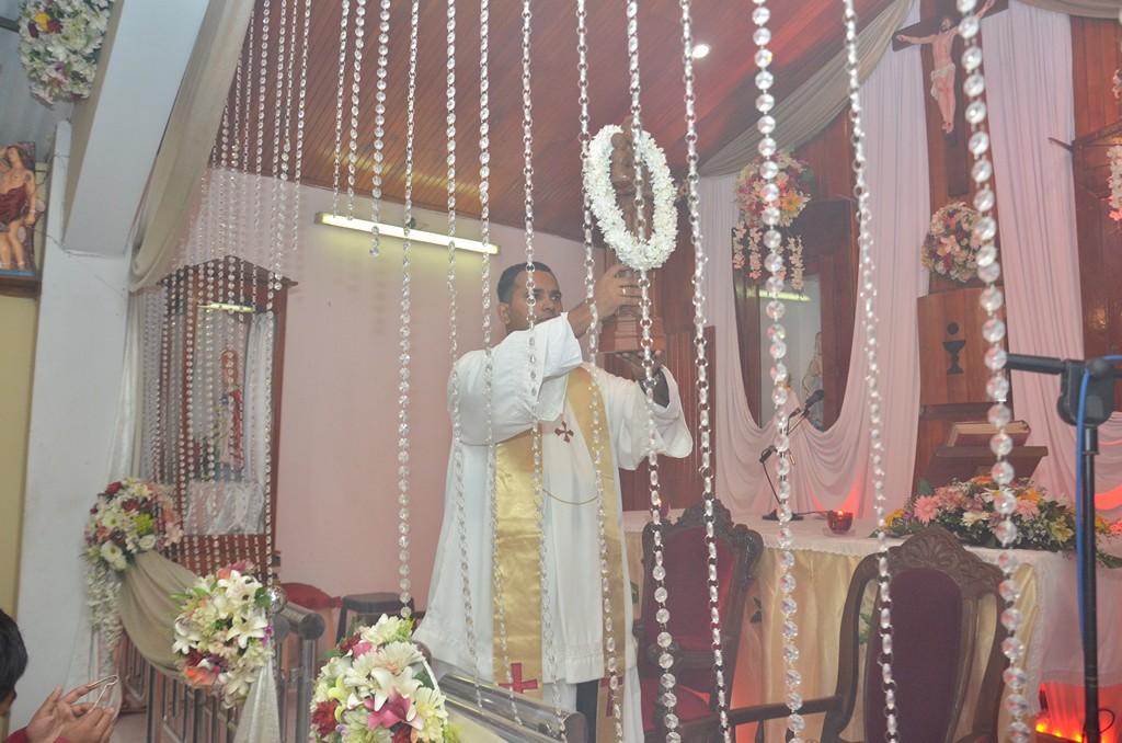 Vespers of the St. Anthony's Church - Soysapura